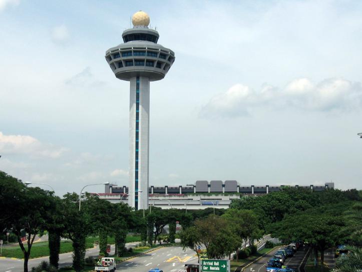 (cc) Singapore Changi Airport