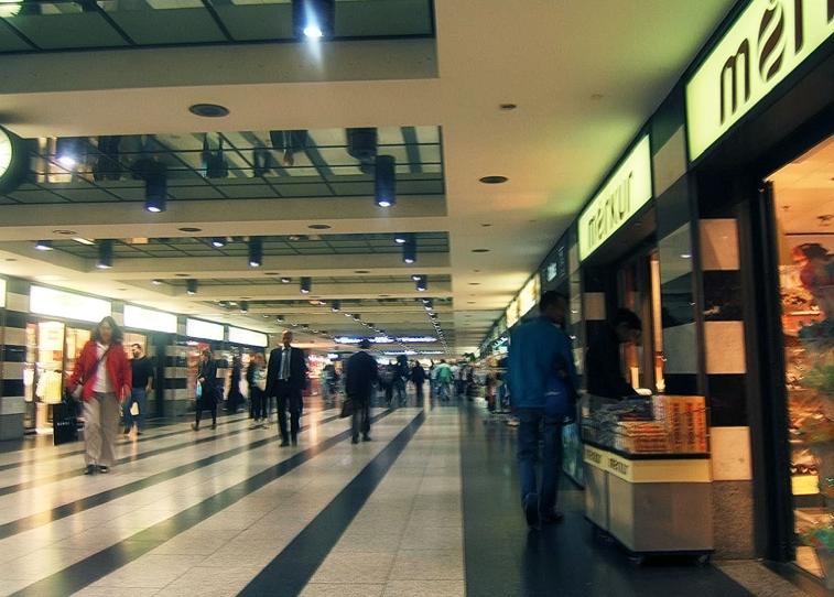 (cc) Zurich Airport
