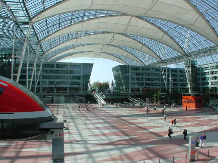 (cc) Munich Airport
