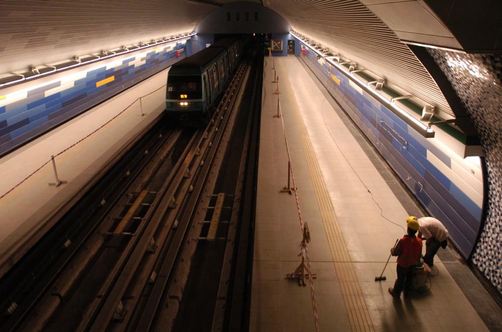 metro maipu