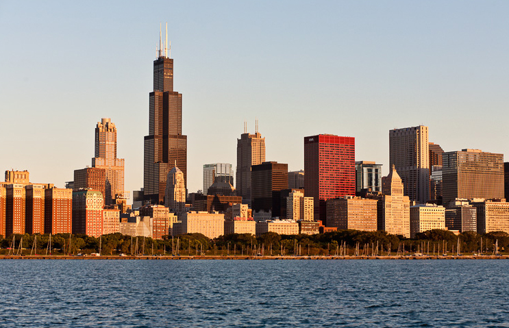 Chicago Willis Tower - foto por Stephen Desroches en Flickr
