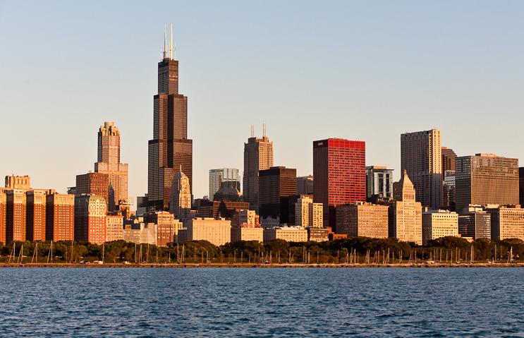 Chicago Willis Tower - foto por Stephen Desroches en Flickr
