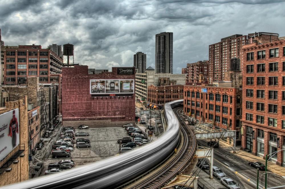 Chicago - foto por Mister Joe en Flickr