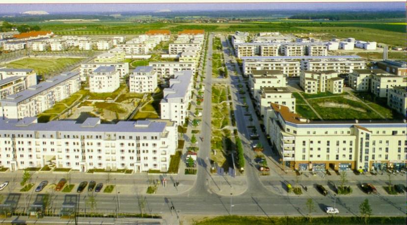 Kronsberg en Hannover, Alemania