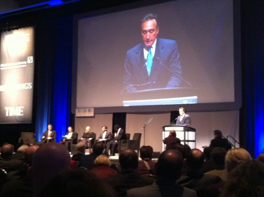 Henry Cisneros - Global Metro Summit Chicago
