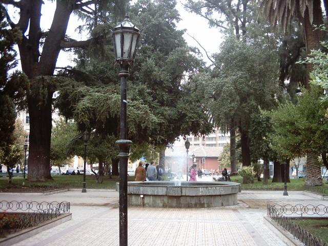 plaza de talca