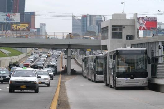 Buses Metropolitano / via skyscrapercity.com