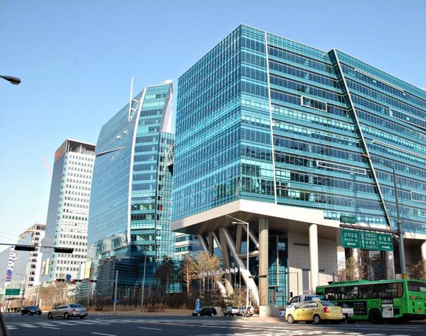 Digital Media City - Seul