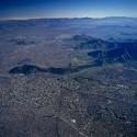 © Guy Wenborne. Vista del Cerro San Cristóbal