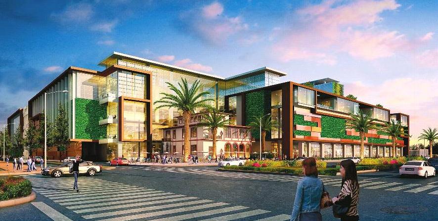 Nuevo mall plaza ega a empresa ofrece sustentabilidad y for Centros comerciales en santiago de chile