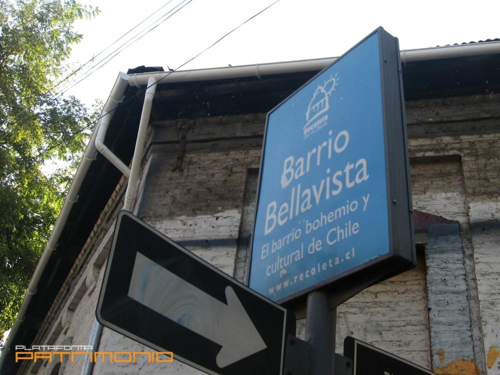 Barrio Bellavista _ Portada