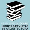 Venta especial de libros, Colegio de Arquitectos de Chile