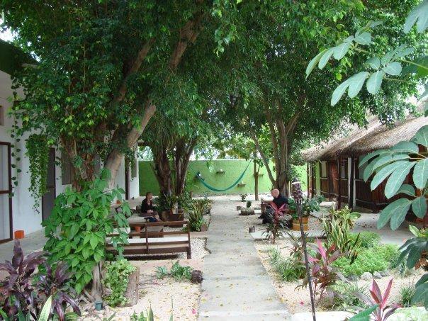 Vía caminossecretos.com. Hotel en Tulum