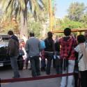 Exhibición de Autos en Plaza de Armas