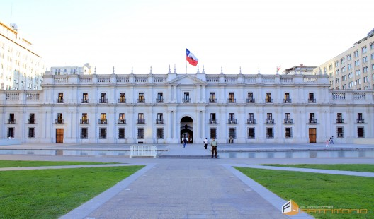 Ficha de Monumento Palacio de La Moneda Plataforma Urbana