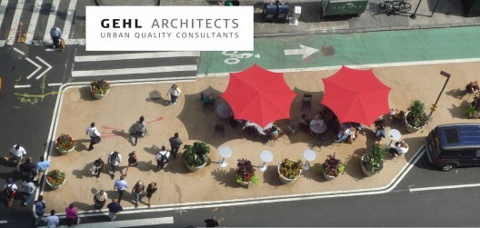De Pavimento a Plazas / New York - fuente: Gehl Architects