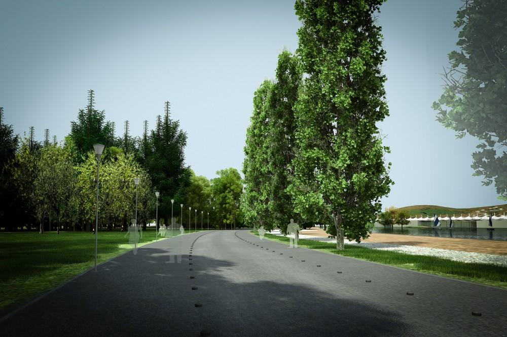 © Inmobiliaria Quinta Anauco, tercer lugar. Alameda