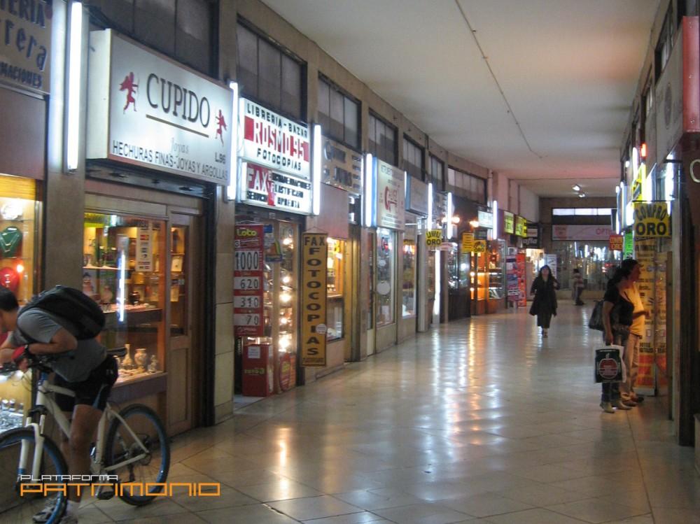 Equipo plataforma patrimonio - Galeria comercial del mueble arganda ...