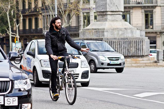 bici por claudio olivares en flickr