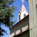 Iglesia Nuestra Sra. Del Camen.© Carla Escobar / Cristián Rodríguez