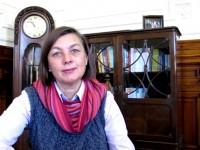 Magdalena Krebs, Directora de la Dibam