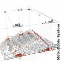1_Prototype_MetroCable System perspectiva explotada sistema