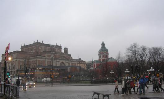 Estocolmo, Suecia 2