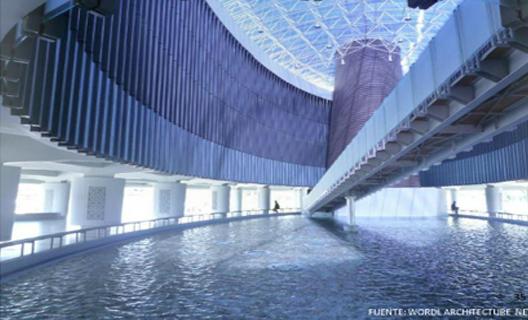 Museo del Tsunami, Indonesia
