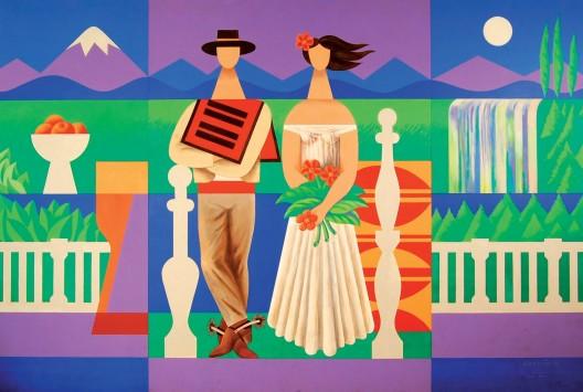 Matrimonio Huaso
