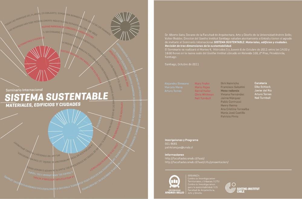 mailing sistema sustentable