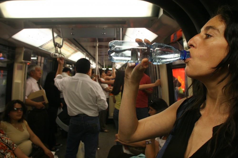 07 noviembre 2007calor en el metro