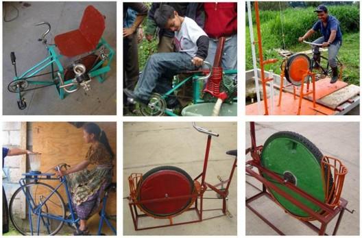 1317754208 presentaci  n1 528x347 Las Bicimáquinas de Maya Pedal  mundochapin imagen