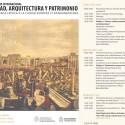 """Seminario """"Ciudad, Arquitectura y Patrimonio"""""""