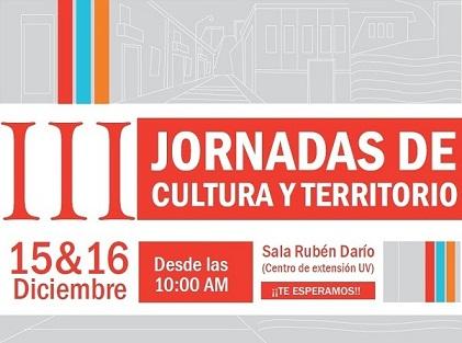 III Jornadas de Cultura y Territorio - prensa