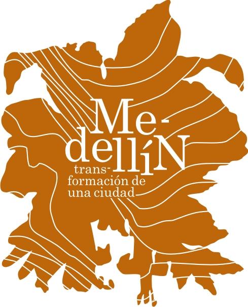 Logo Medellín, transformación de una ciudad