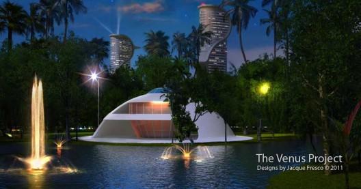 Proyecto Venus: ¿La ciudad del futuro o sólo una utopía ...
