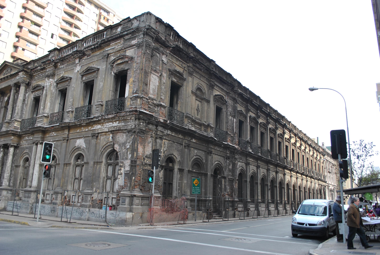 FOTO PALACIO PEREIRA