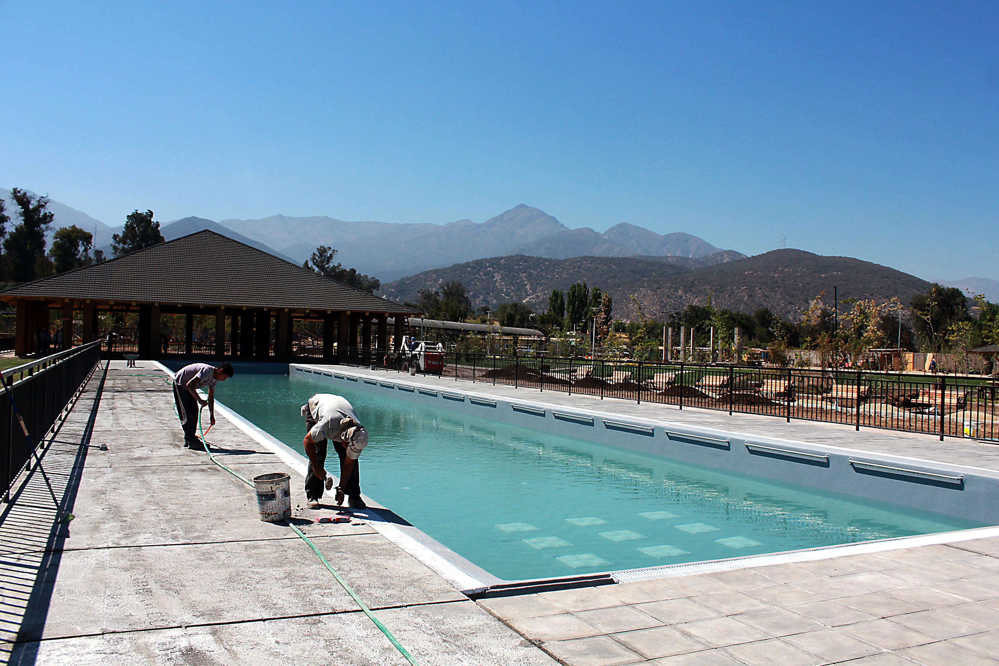 Puente alto abrir dos piscinas p blicas la pr xima semana - Piscinas en alto ...