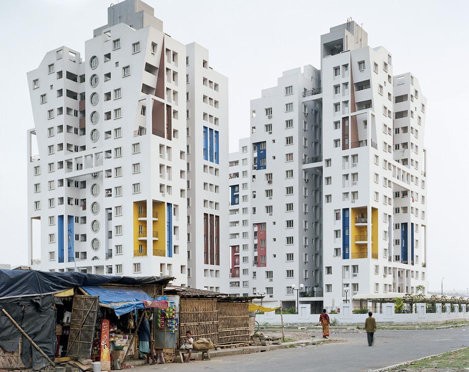 Kolkata, 2006 © Peter BialobrzeskiHatje Cantz Verlag