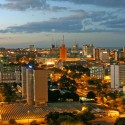 brasilia-central-area-at-dusk
