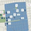 Plano de Contexto: Barrio Yungay © Plataforma Urbana
