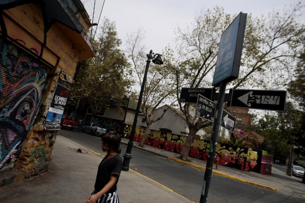 Calle Bombero Nu–ez
