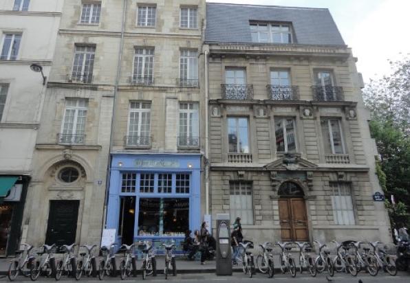 Vélib en París