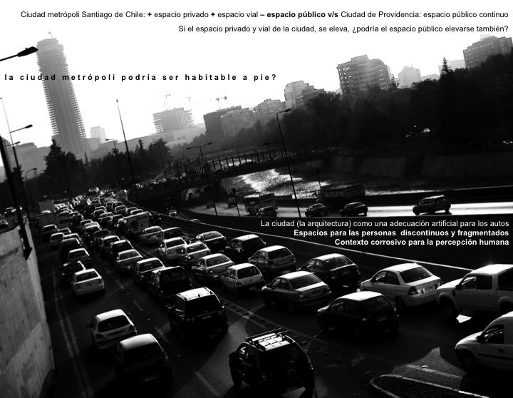 congestion stgo