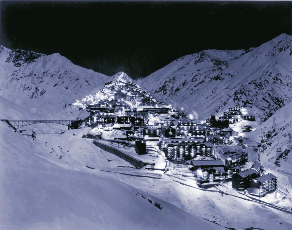 Sewell, Cordillera de Los Andes, VI Region