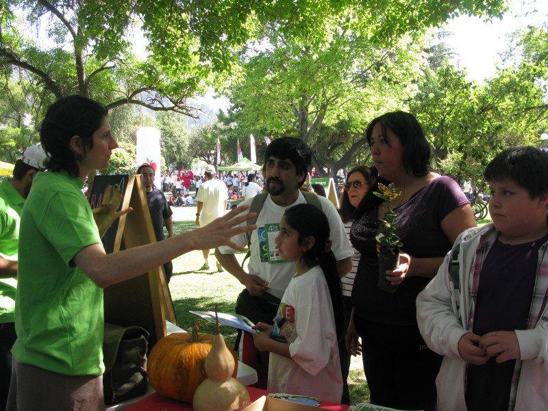 RAU en Corrida por los Alimentos, 2011