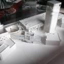 Proyecto de Anfiteatro, Segunda Etapa GAM. © Plataforma Urbana.