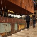 Escaleras a la Plaza Norte. © Plataforma Urbana.