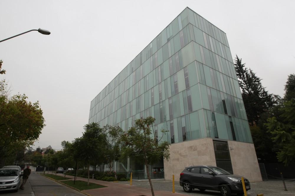 Fachada Edificio Nau
