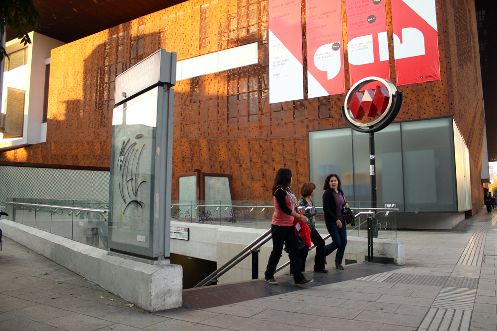 Restaurante Gabriela. © Plataforma Urbana.